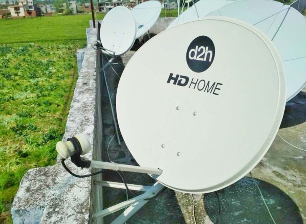 d2h launches a bunch of services and offers to offer uninterrupted entertainment