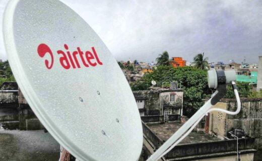 Airtel Digital TV Dish