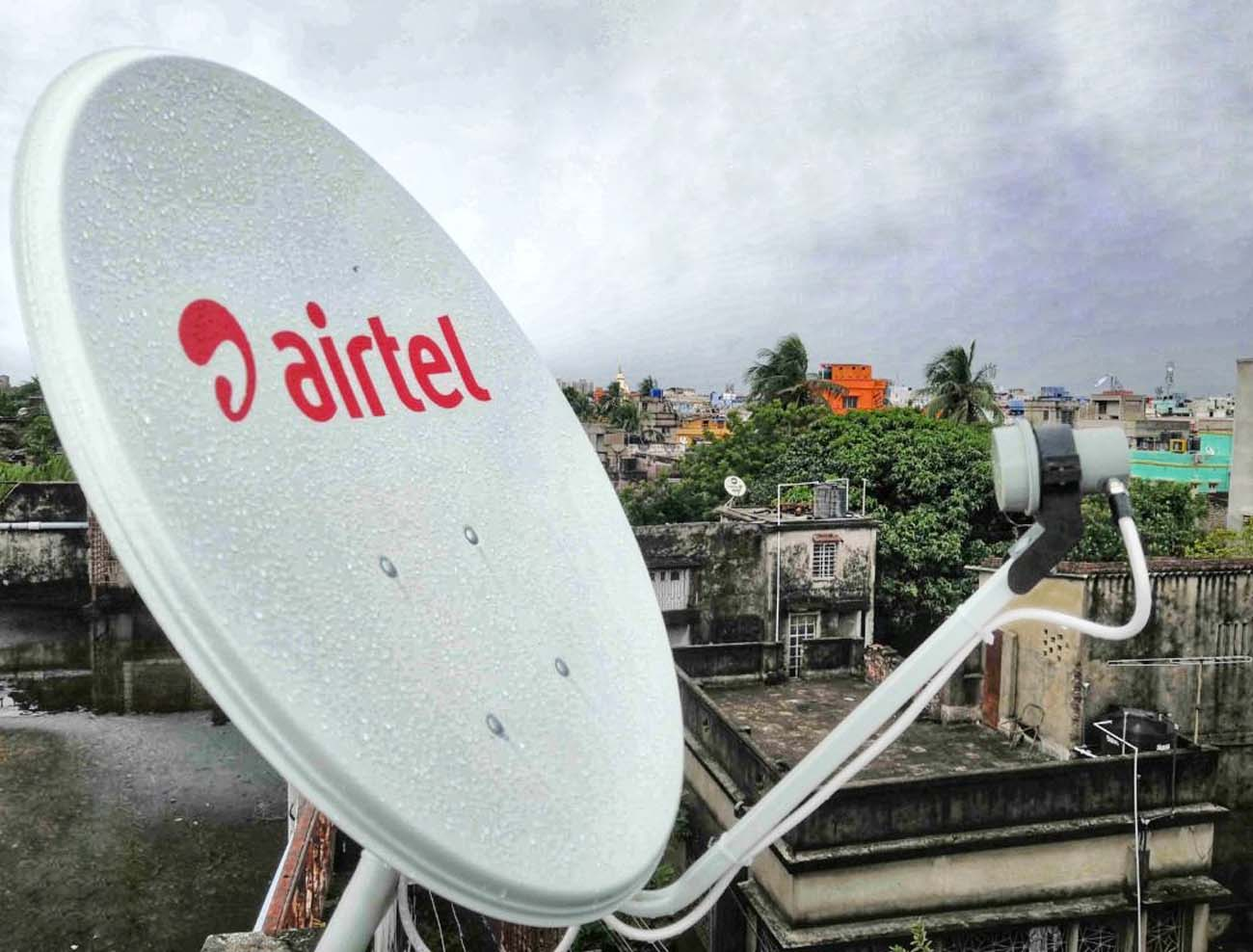 Airtel Digital TV Dish
