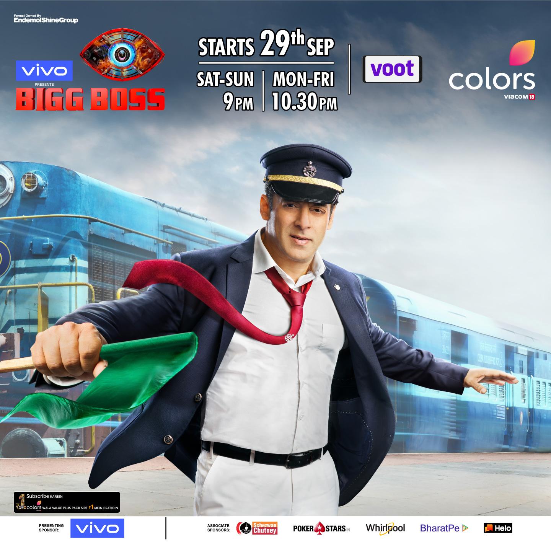Bigg Boss Season 13 Premier on 29th September
