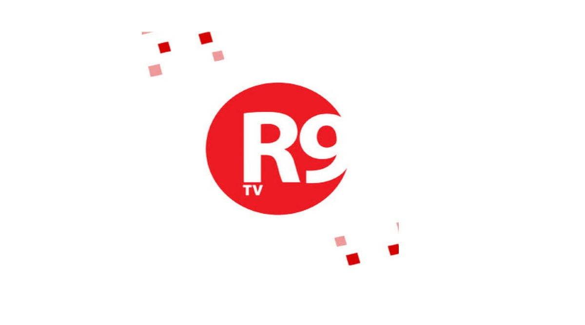 R9 TV Logo