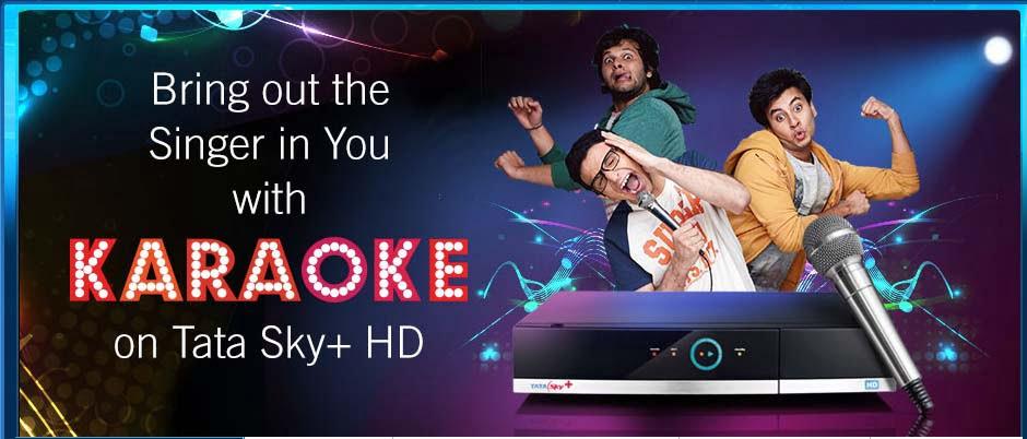 Tata Sky Karaoke