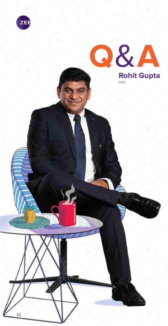ZEEL CFO Rohit Gupta on FY19 performance, new business initiatives, and TRAI tariff order implications