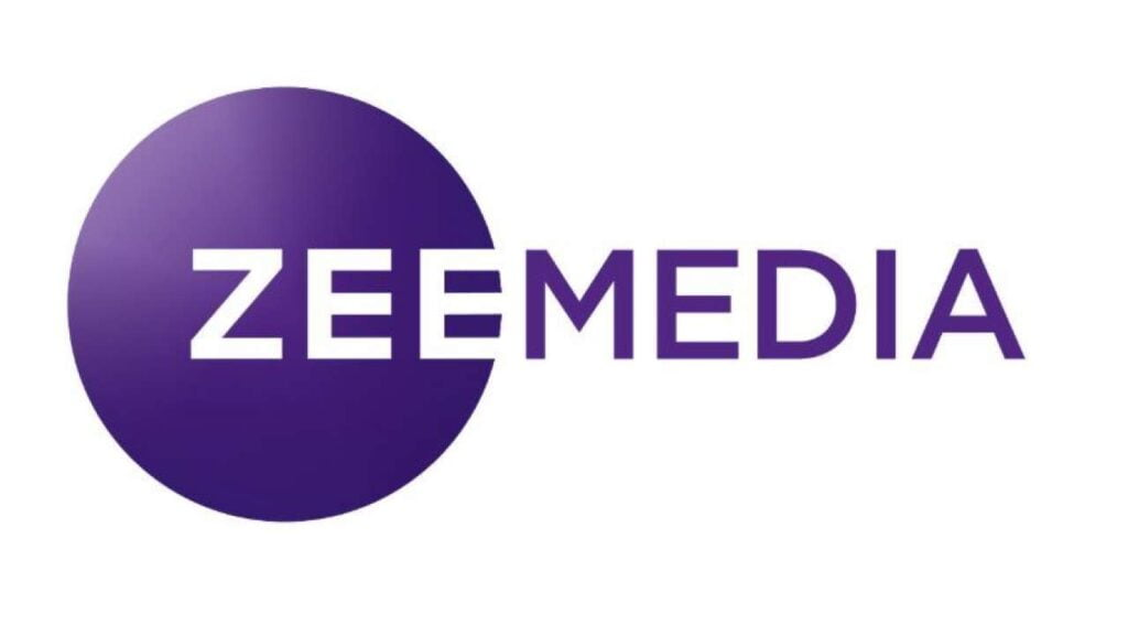 Zee Media registers 26 crores profit in Q1 FY 19-20
