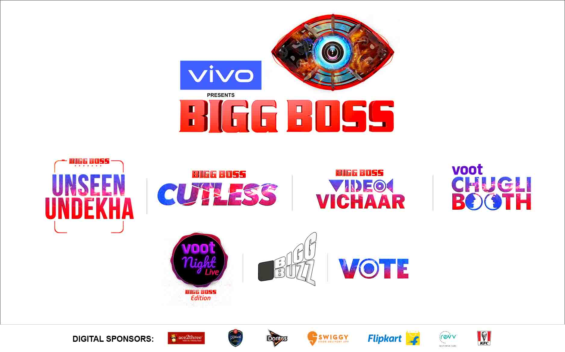 VOOT brings non-stop new entertainment from India's biggest reality show Bigg Boss