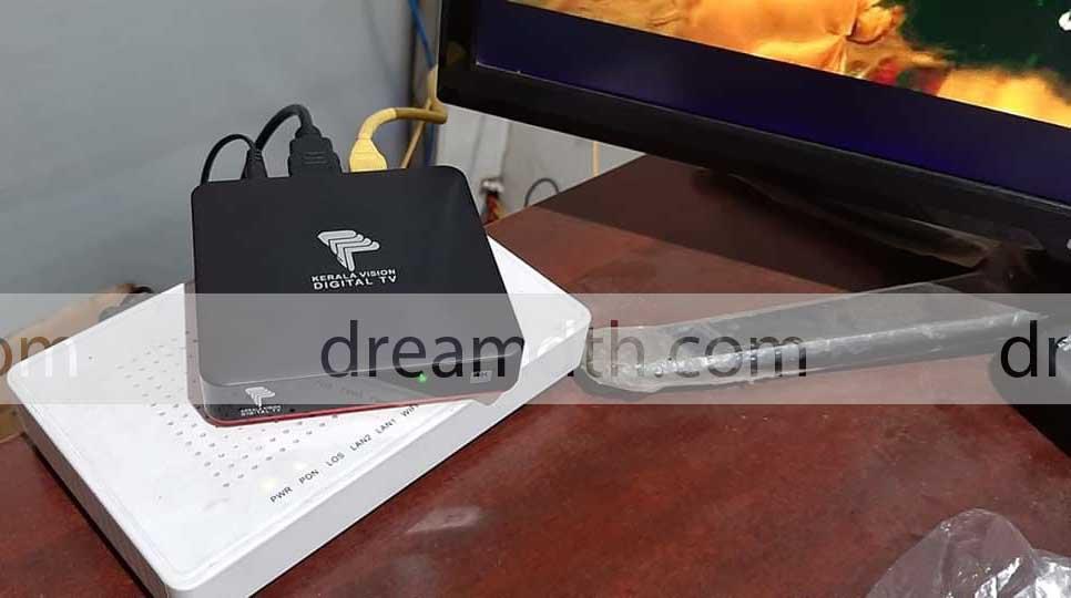 Kerala Vision Android STB 2