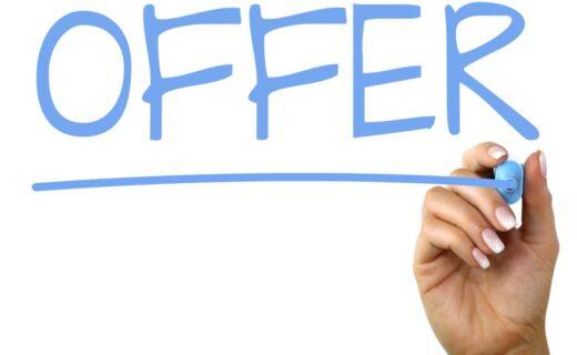 offer 1