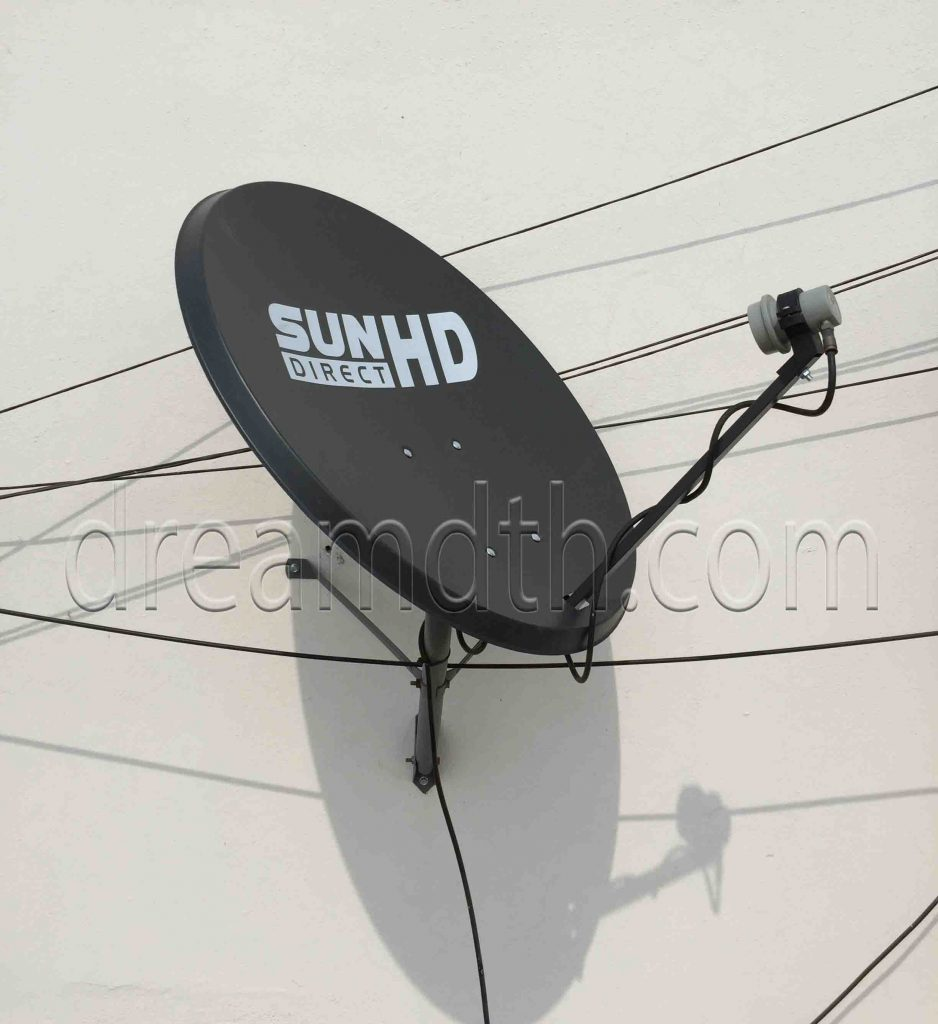 Sun Direct changes LCN of 3 Sun Network channels
