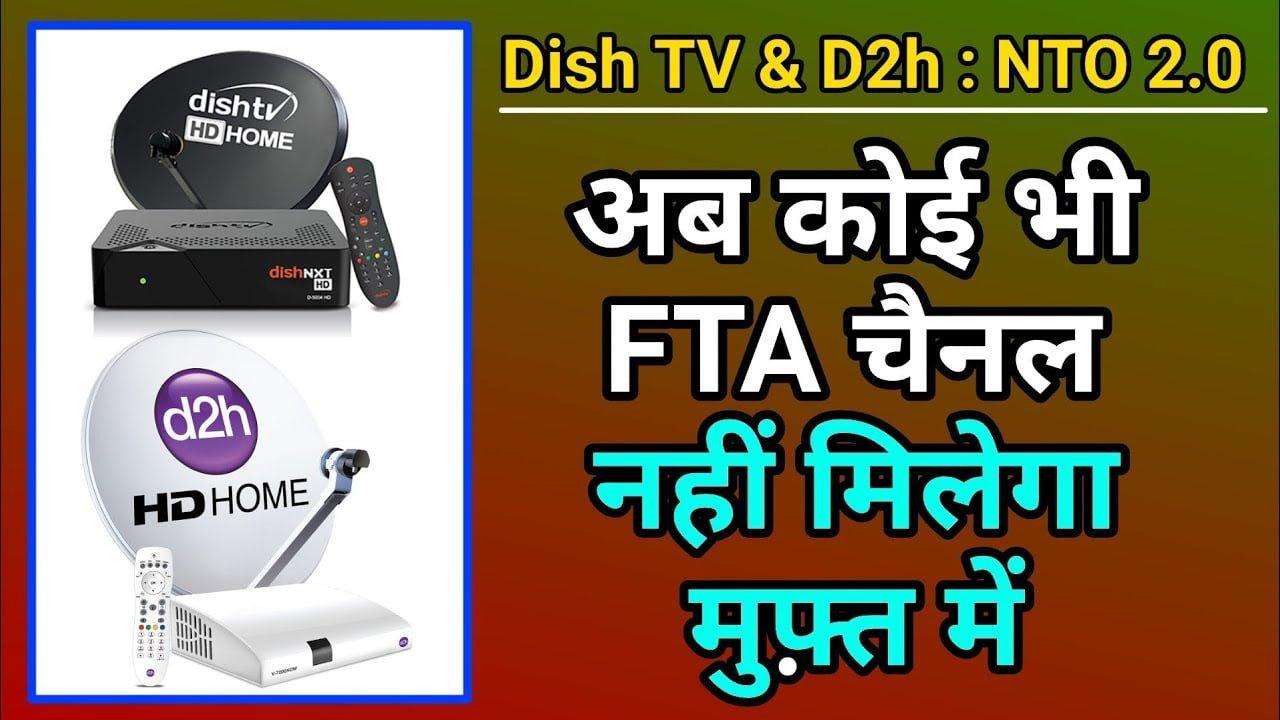 Dish TV d2h FTA Video