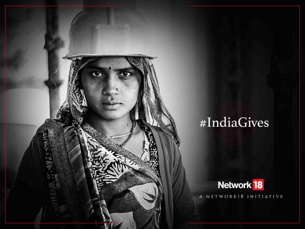 Network18 kicks off #IndiaGives, an initiative to contribute to the Prime Minister's National Relief Fund