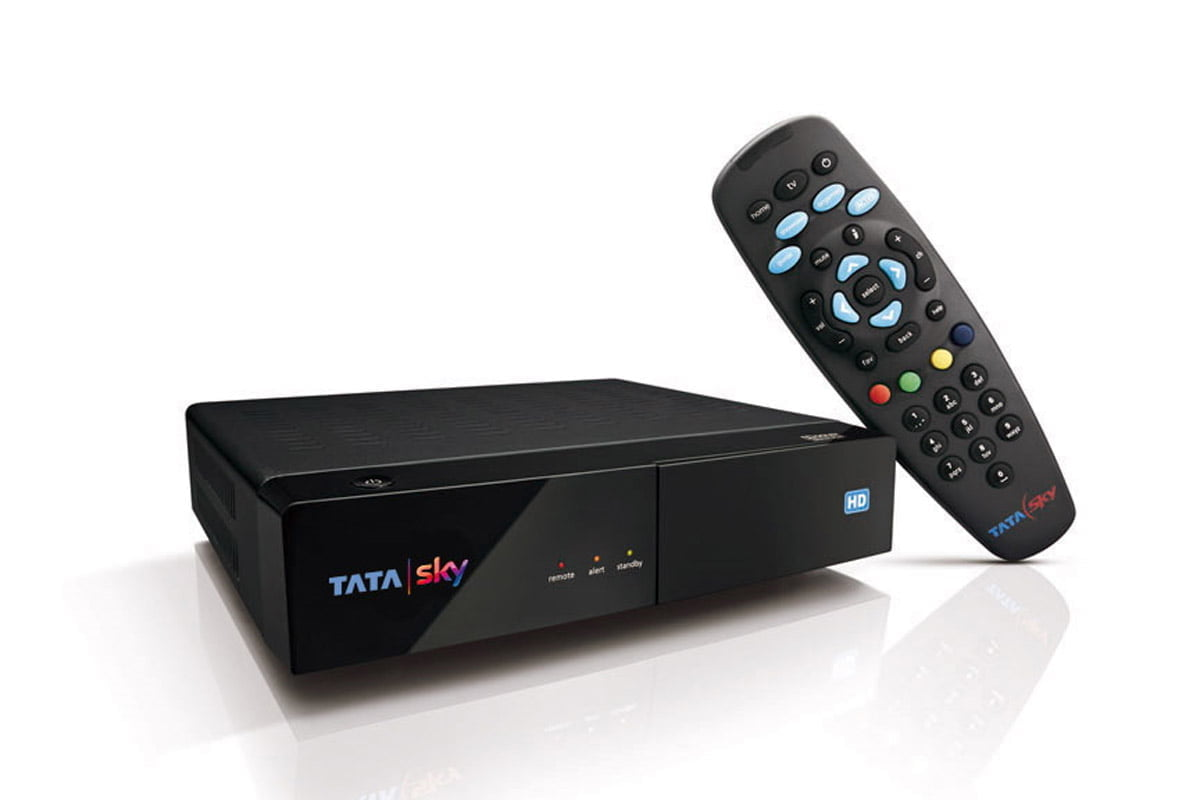 Tata Sky launches 2 new Hindi packs and revises MRP of existing 4