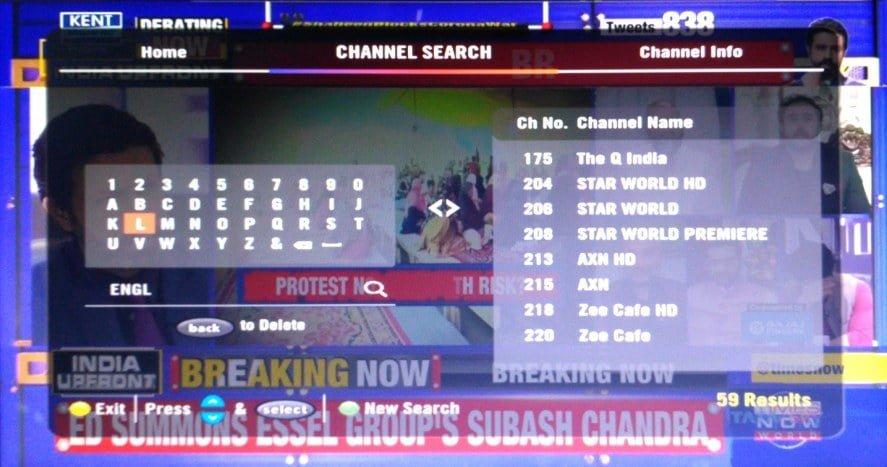 Tata Sky tweaks user interface for modern, simplistic look