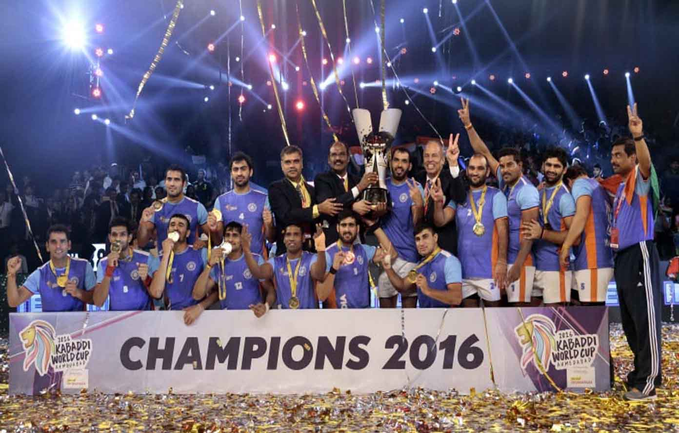 Relive Team India's 2016 Kabaddi World Cup victory exclusively on Star Sports