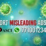 ASCI is on a strict vigil for any miscommunication regarding COVID-19