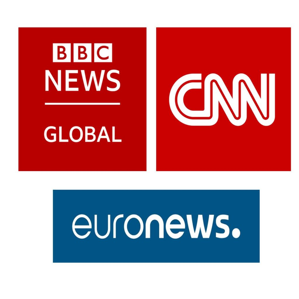 BBC Global News, CNN International and Euronews commit $50M of advertising inventory to promote vital public health messages