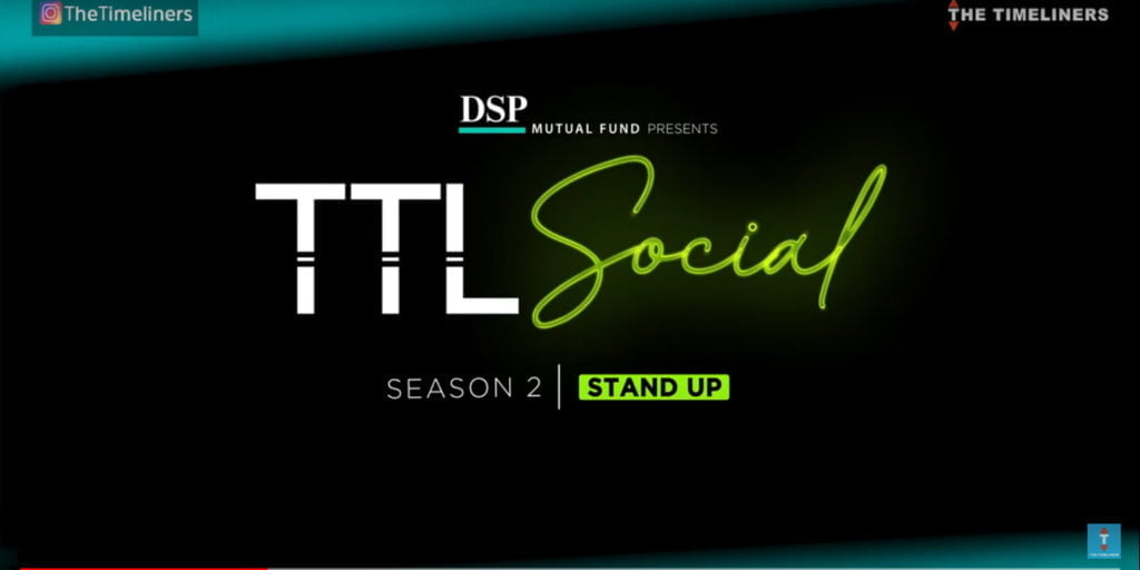 DSP Mutual Fund launching the #BreakTheBias stand-up comedy series