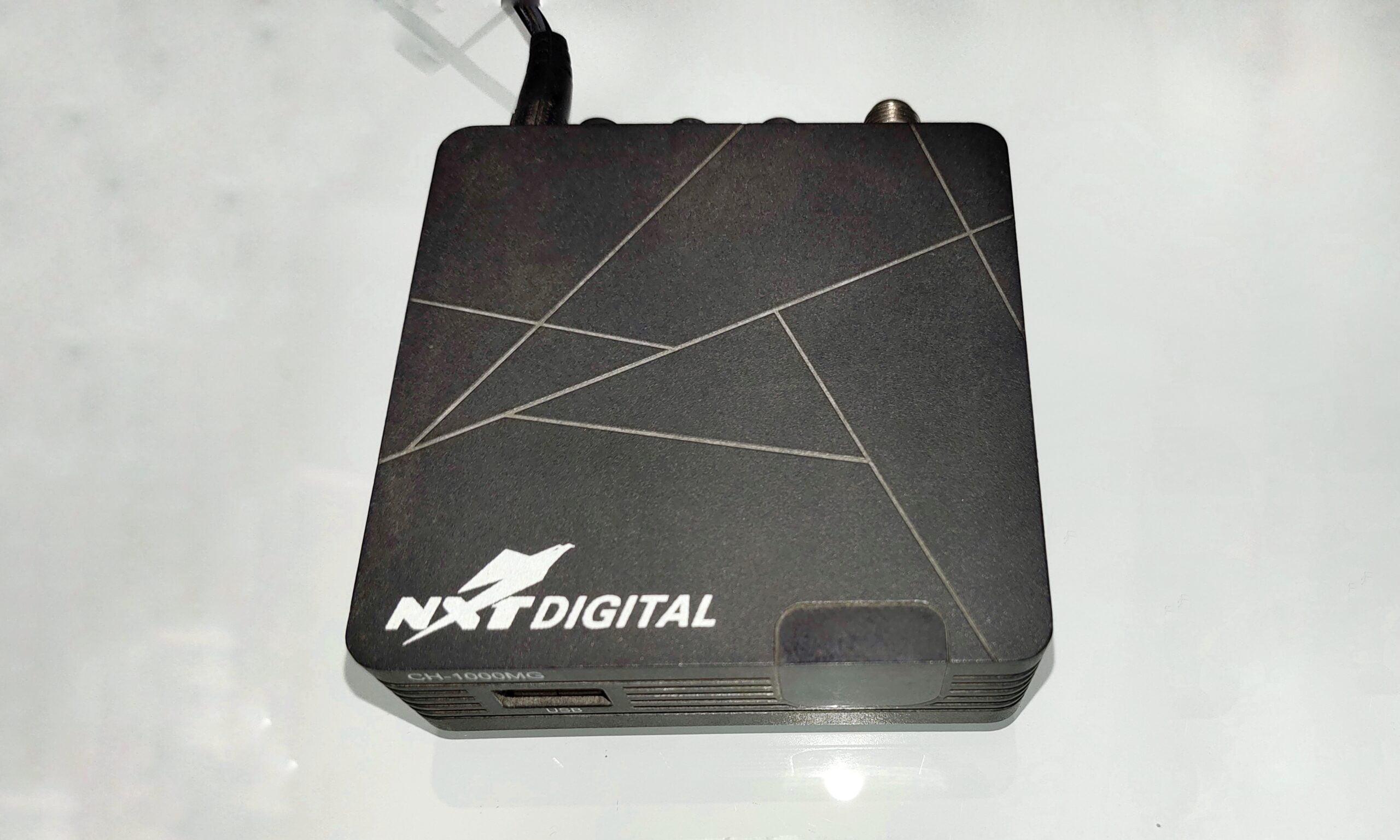 NXT Digital STB