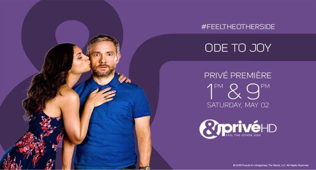 &PrivéHD to premier 'Ode to Joy' this Saturday