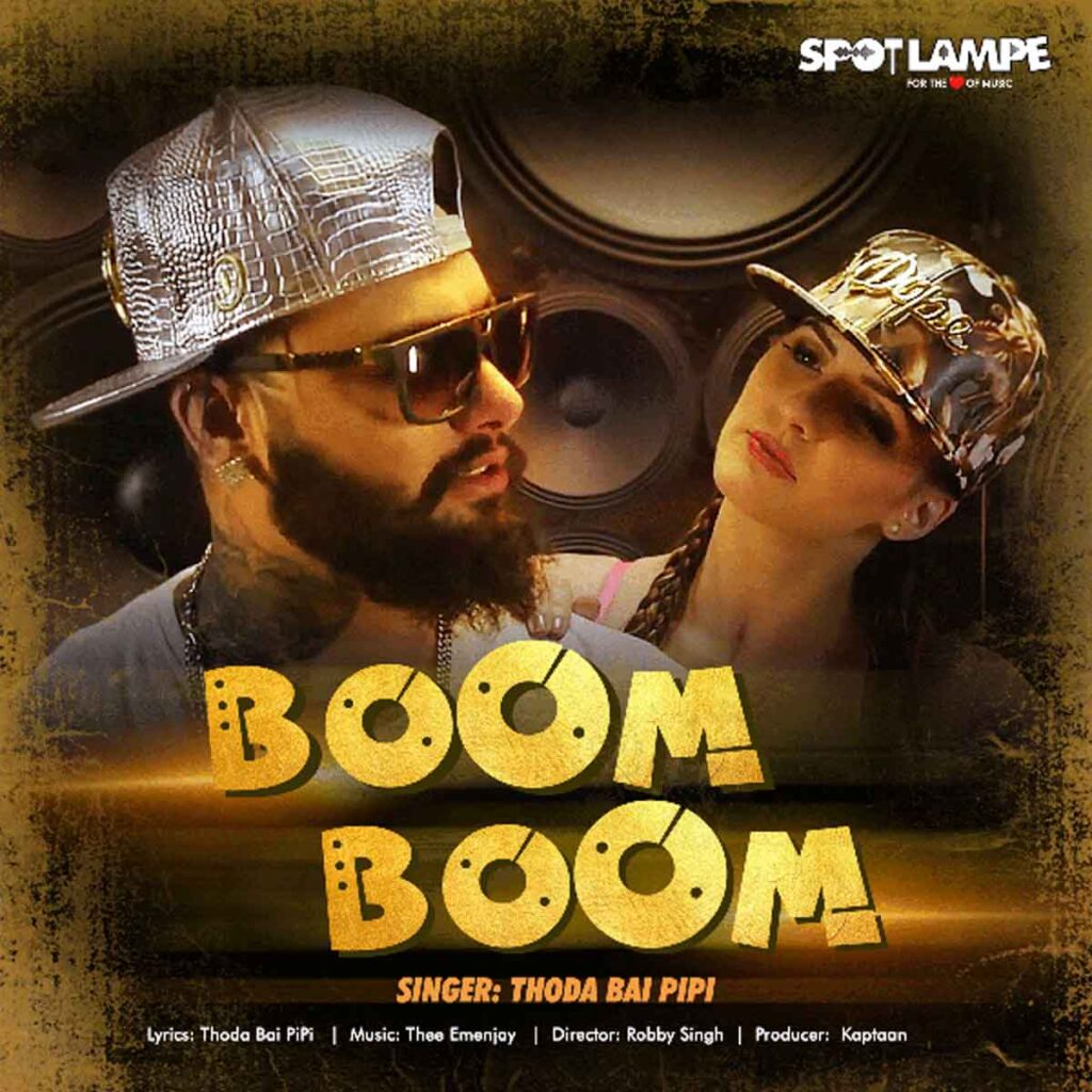 SpotlampE launches Punjabi Song Boom Boom by PiPi