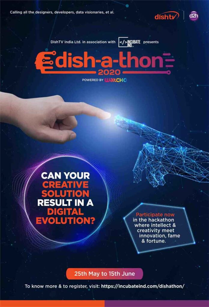 Dish TV launches second edition of Dish-a-thon 2020
