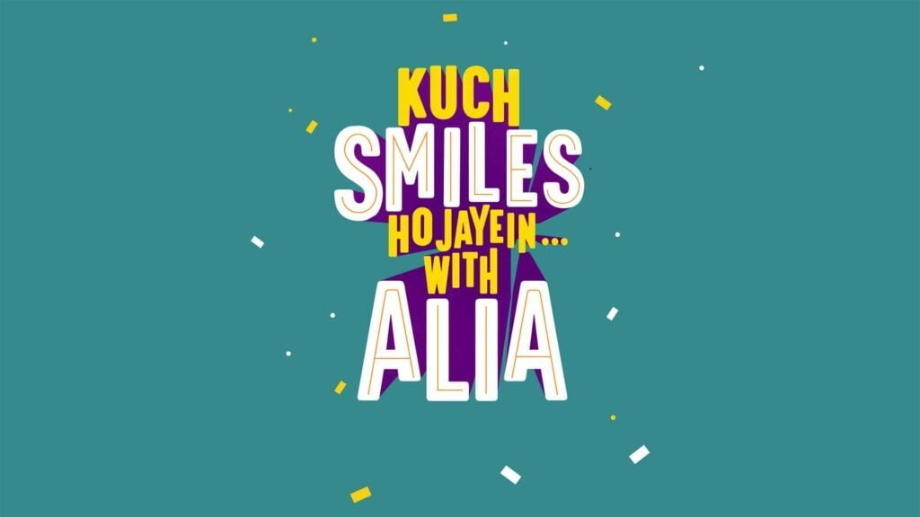 Sony SAB launches 'Kuch Smiles Ho Jayein…with Alia'