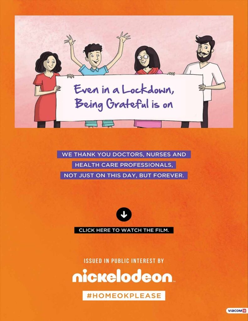 Nickelodeon says #HomeOkPlease with new brand film