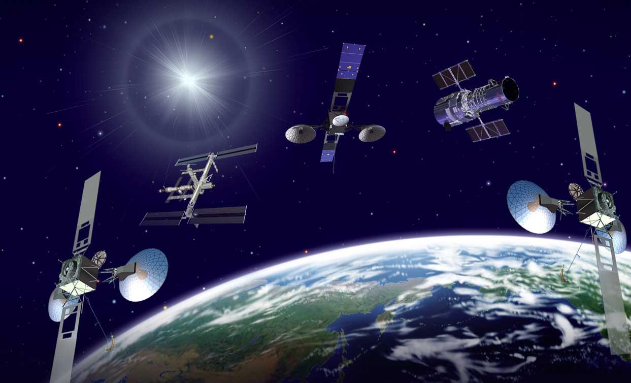 Satellites in Earth Orbit