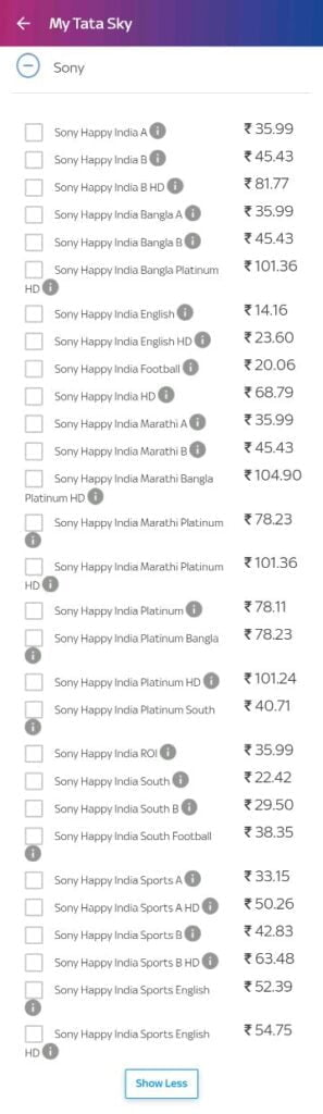 Tata Sky reduces MRP of SPNI Happy India Packs impacted by channel shutdowns