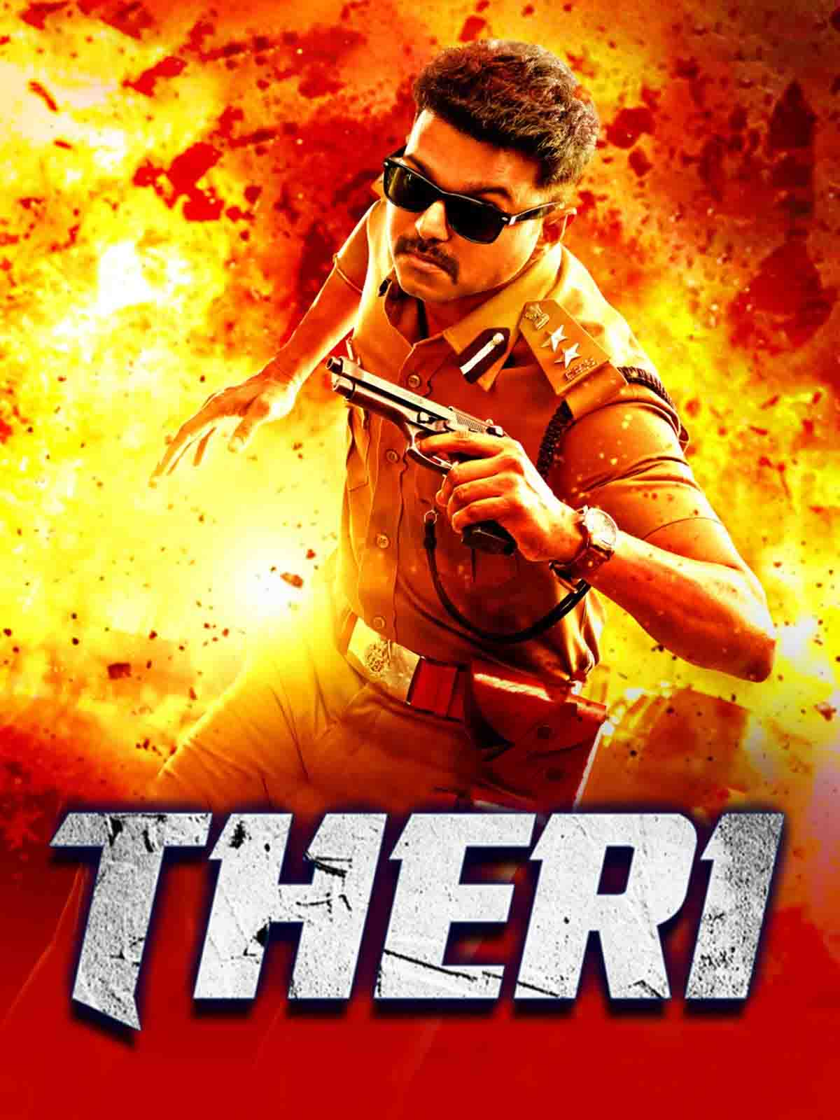 Theri to reair on Sony Max tomorrow at 8 PM