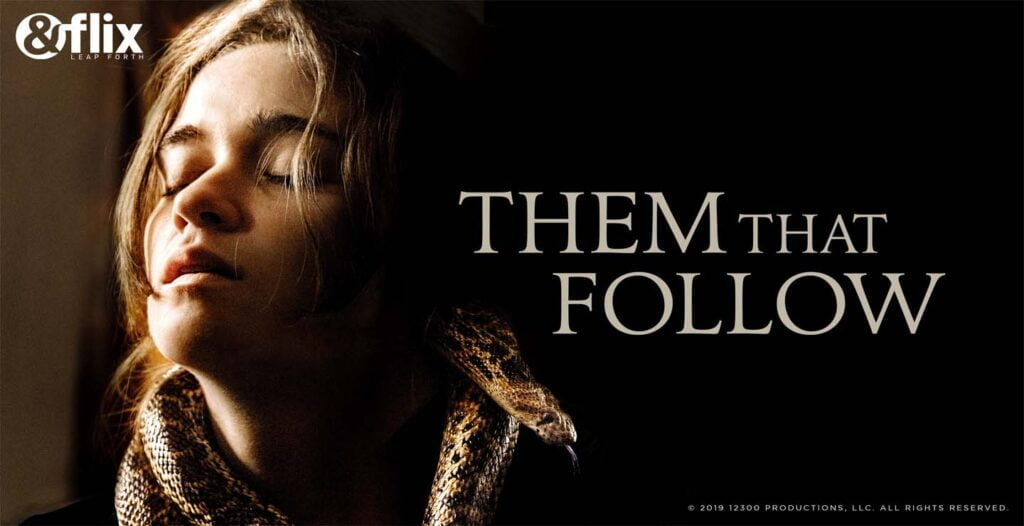 Watch the Flix First Premiere of 'Them That Follow' on &flix this Sunday