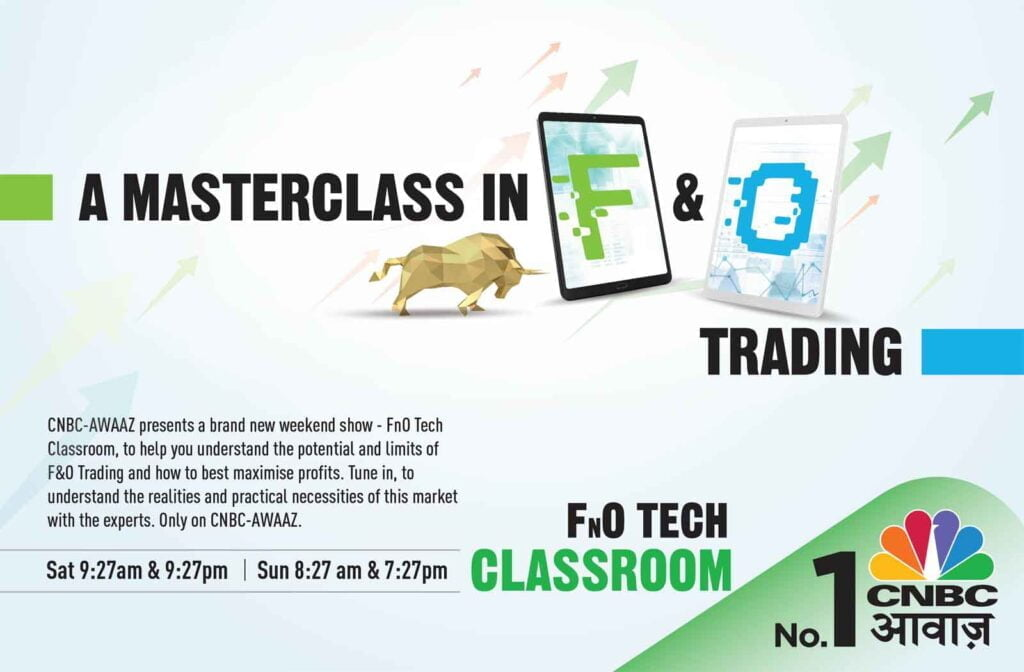 CNBC Awaaz launches a new weekend show- 'FnO -Tech Classroom'