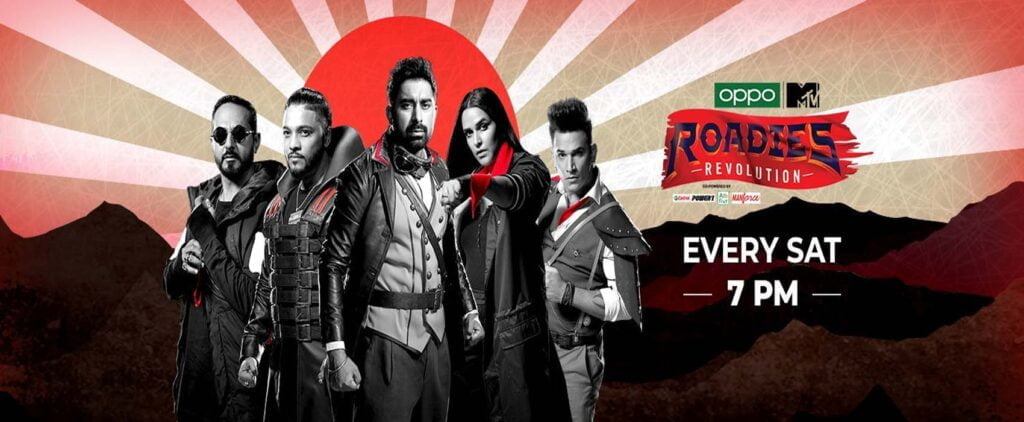 MTV to air wrap up episode of LIVE auditions of Roadies Revolution this Saturday at 7 PM