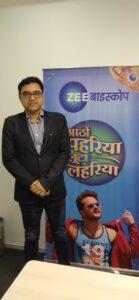 Zee Biskope Presents Digital Talent Hunt on Camera Day