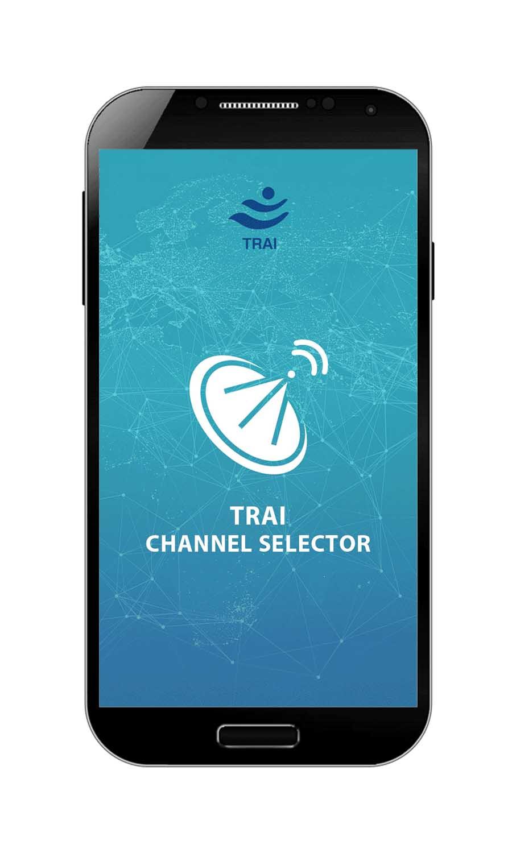 TRAI Channel Selector Screen