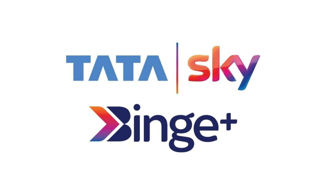 Tata Sky Binge+ Logo