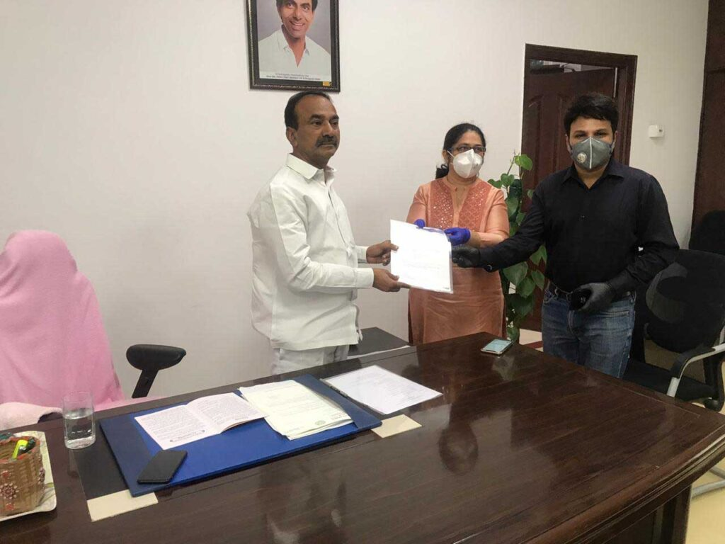 Zee Telugu supports Telangana State Government in its fight against Covid-19