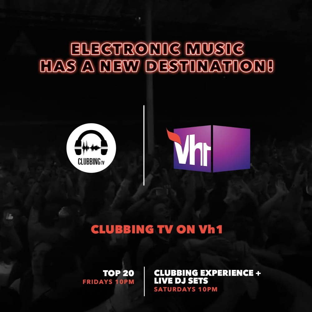 Vh1 India to air Clubbing TV on Friday and Saturday nights at 10 PM