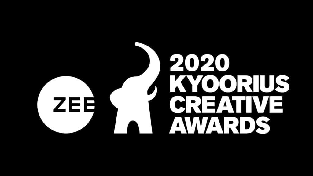 Kyoorius Creative Awards seventh edition present by Zee to be digital