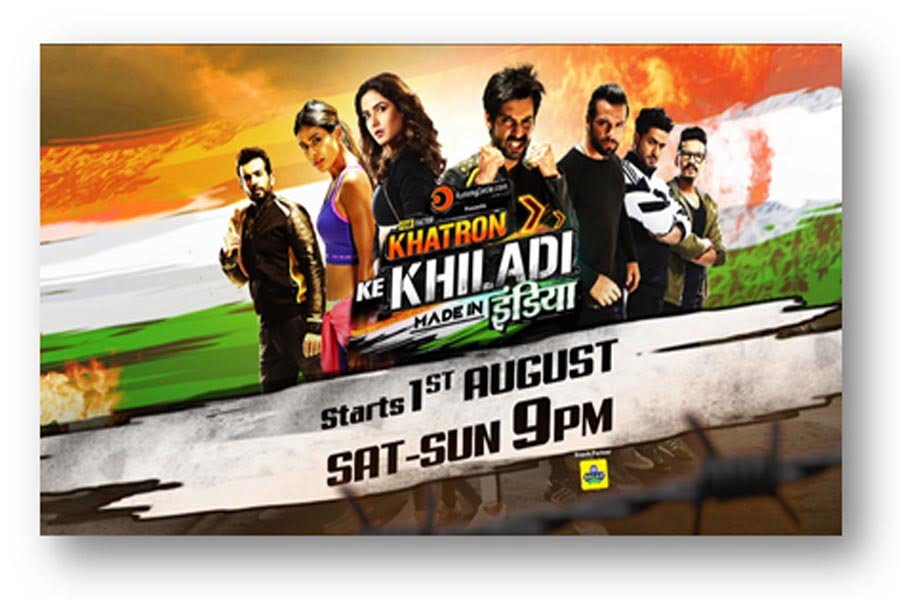COLORS' Khatron Ke Khiladi – Made in India  to air from tomorrow at 9PM