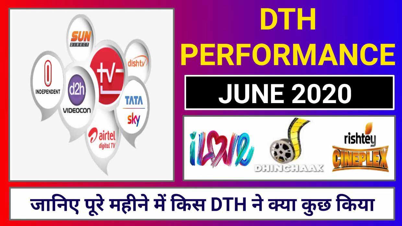 DTH Performance Video June