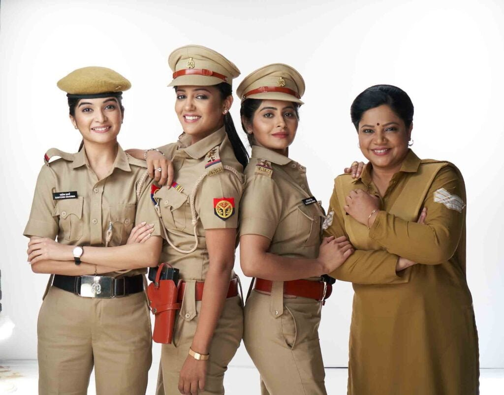 Sony SAB's Maddam Sir cast salute the spirit of real-life policewomen