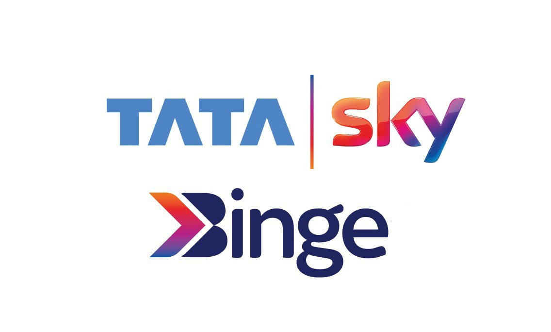 Tata sky Binge Logo