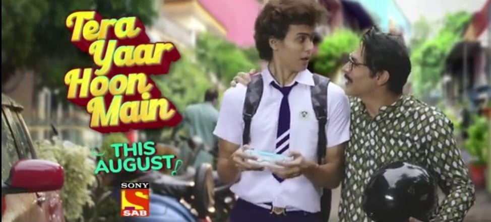 Sony SAB ropes in Varun Dhawan for a heartwarming video for the launch of its new show - 'Tera Yaar Hoon Main