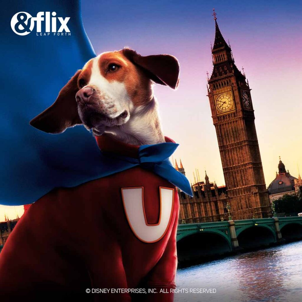 &flix to air 'Underdog' this Friday