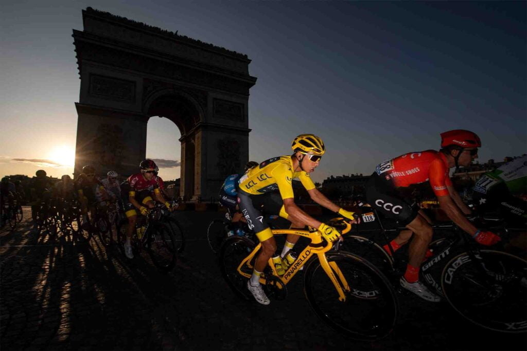 Eurosport and GCN boost Tour De France coverage with added digital dimensions