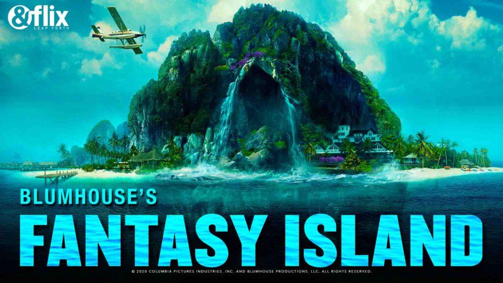 Fantasy Island premieres on &flix this Sunday