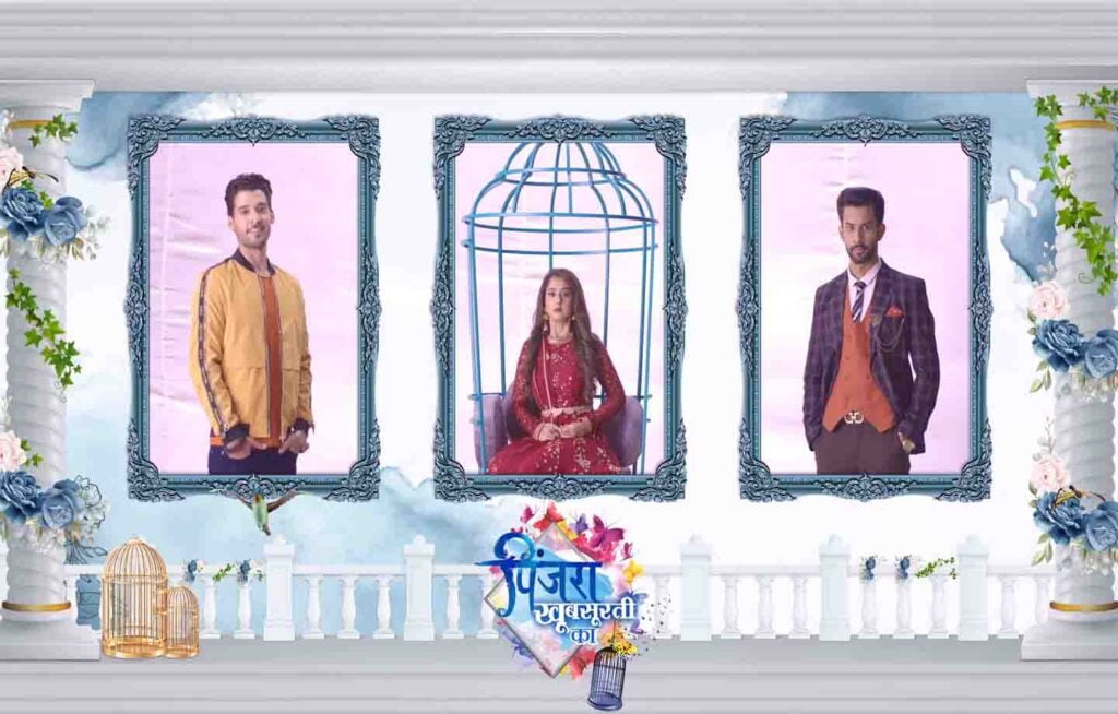 Colors presents Pinjara Khoobsurti Ka from 24th August