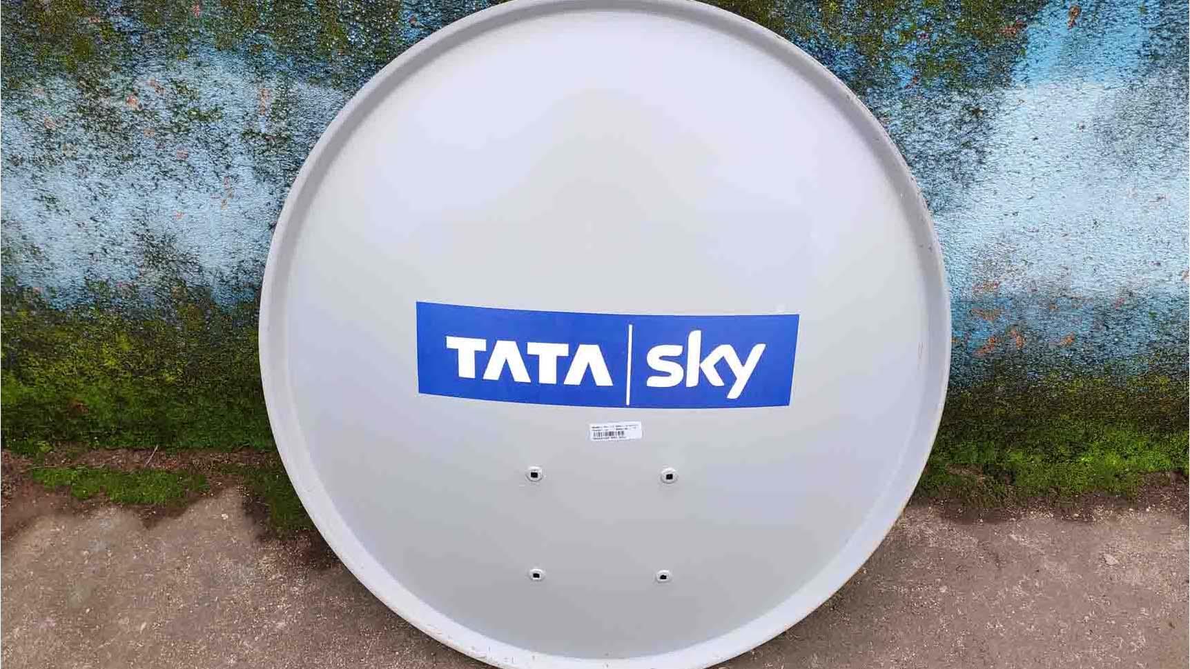 Tata Sky 16 9 New Dish