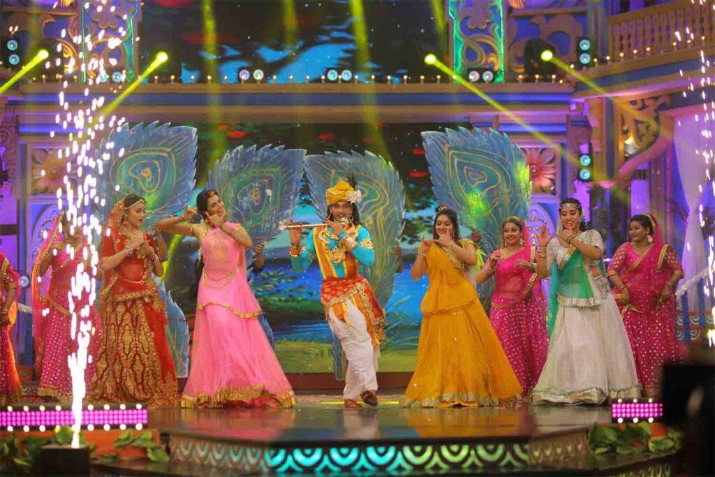 Celebrate Krishnashtami with Zee Telugu's 'Krishna Krishna' on 9th August