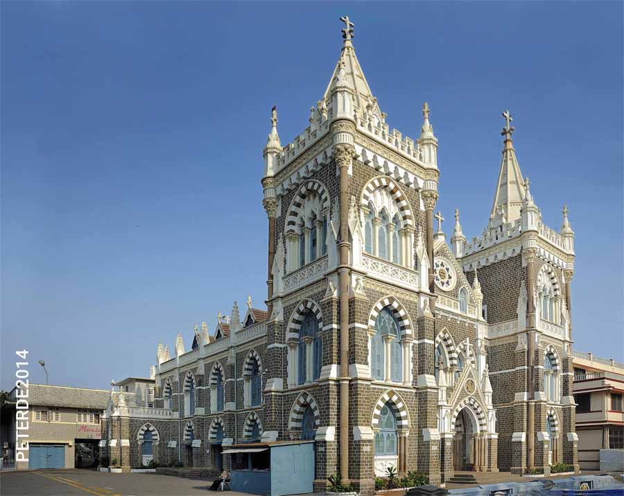 Tata Sky Darshan provides live Mass Basilica of Our Lady of the Mount, Bandra